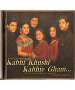 Kabhi Khushi Kabhie Gham by Jatin-Lalit [Audio CD] - $22.98