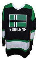 Custom Name # Type O Negative Hockey Jersey New Black Any Size image 3