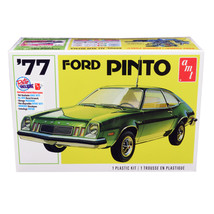 Skill 2 Model Kit 1977 Ford Pinto 1/25 Scale Model by AMT AMT1129M - $47.87