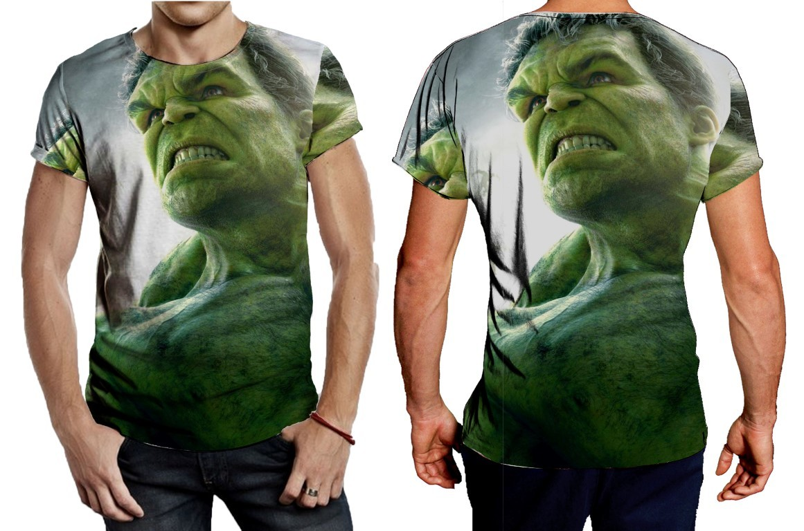 Primary image for Tee Men's hulk the avanger poster