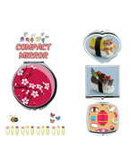 Japan Ninja Sushi makeup mirror compact mirror purse mirror travel mirror - $11.99