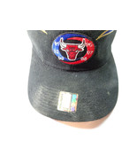 Vtg Chicago Bulls Championship NBA Champions Starter 1998 Cap Snapback Hat - $76.44