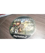 PS2 Call of Duty 3 - $9.89