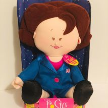 """New 1997 Rosie O'Donnell (O'Doll) Talking Celebrity Plush Doll 18"""" Tyco- Tested image 5"""