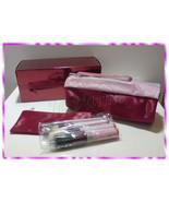 NIB RARE MAC Adoring Carmine Collection: 4 Face Brushes Set, 168/187/190... - $64.99