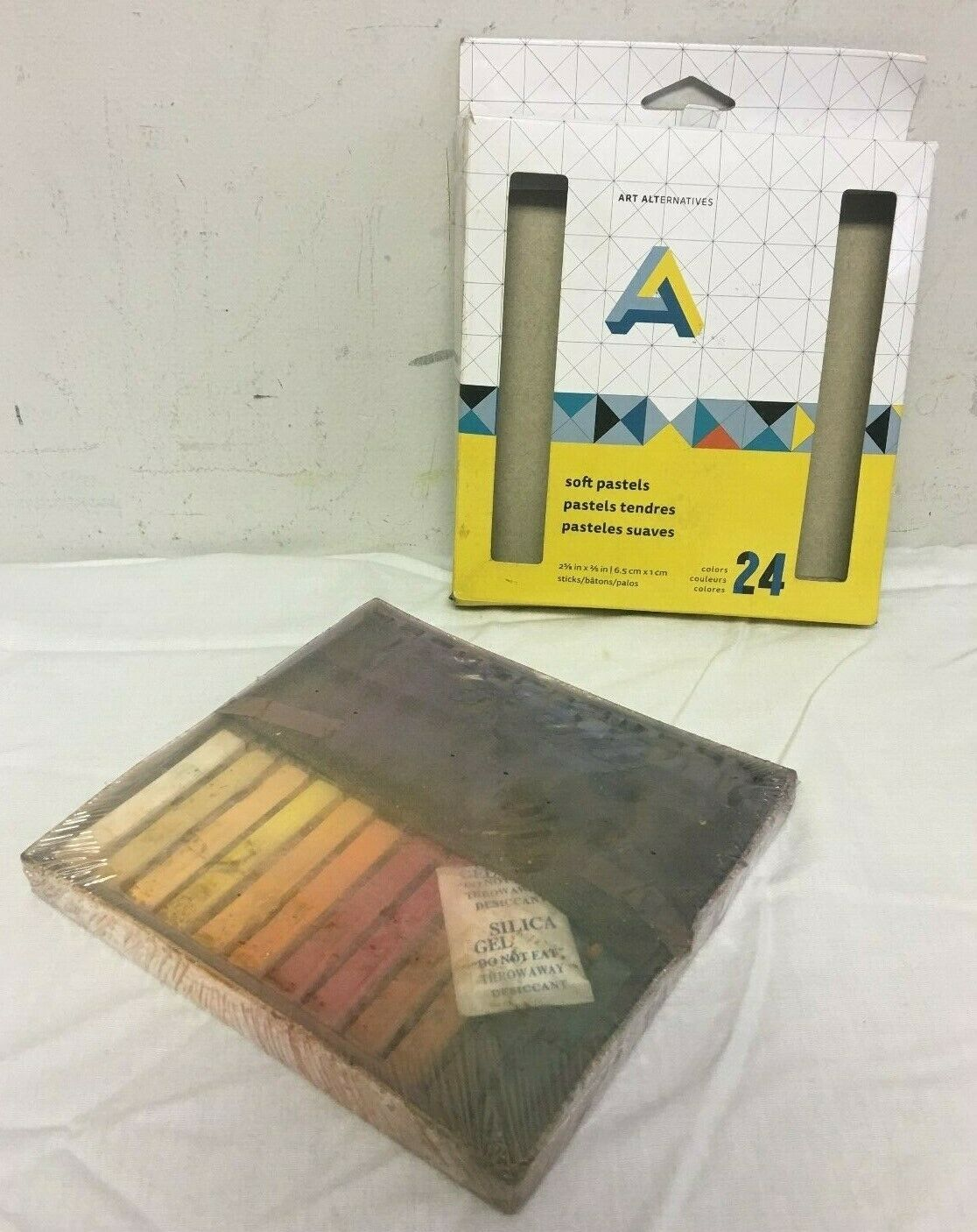 Art Alternatives Soft Pastel Set of 24