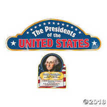 President Learning Charts  - $28.74