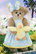 "Bearington Bears ""Whitney & Waddles"" 14"" Collector Bear- Sku #143265 - New- 2013 - $39.99"