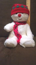 TY Beanie Buddy - SNOWBOY the Snowboy (14.5 inch) - MWMTs Animal Toy - $4.94
