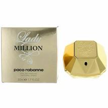Paco Rabanne Lady Million Women's Eau de Parfum 1.7 oz (50 ml). - $62.96