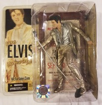Mcfarlane Toys Elvis Presley The Year In Gold Action Figure 4th Edition ... - $34.29