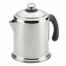 Farberware 47053 Stainless Steel Stove Top Percolator 12-Cup - $47.41