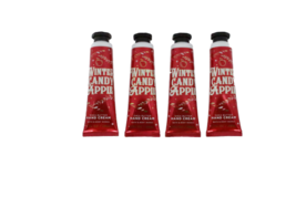 Bath and Body Works Winter Candy Apple Hand Cream Lotion, Set of 4 - $19.89