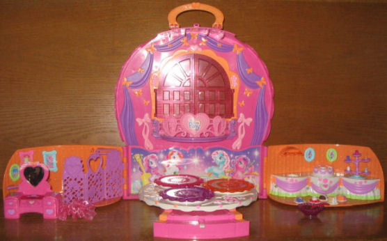 G3 My Little Pony Twinkle Twirl's DANCE STUDIO