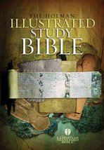 The Holman Illustrated Study Bible: Holman Christian Standard Bible, Bur... - $93.24