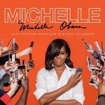 2018 Michelle Obama Calendar African American Black History - $14.84