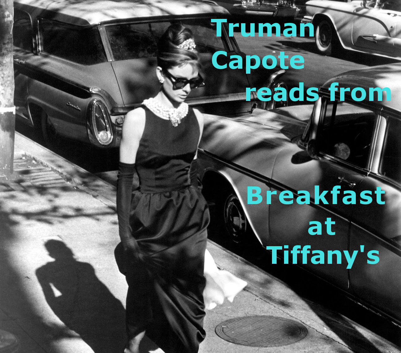 Breakfast at tiffany s front cover