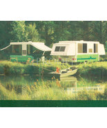 1978 Apache Popup Trailer Camper Brochure War E... - $7.99