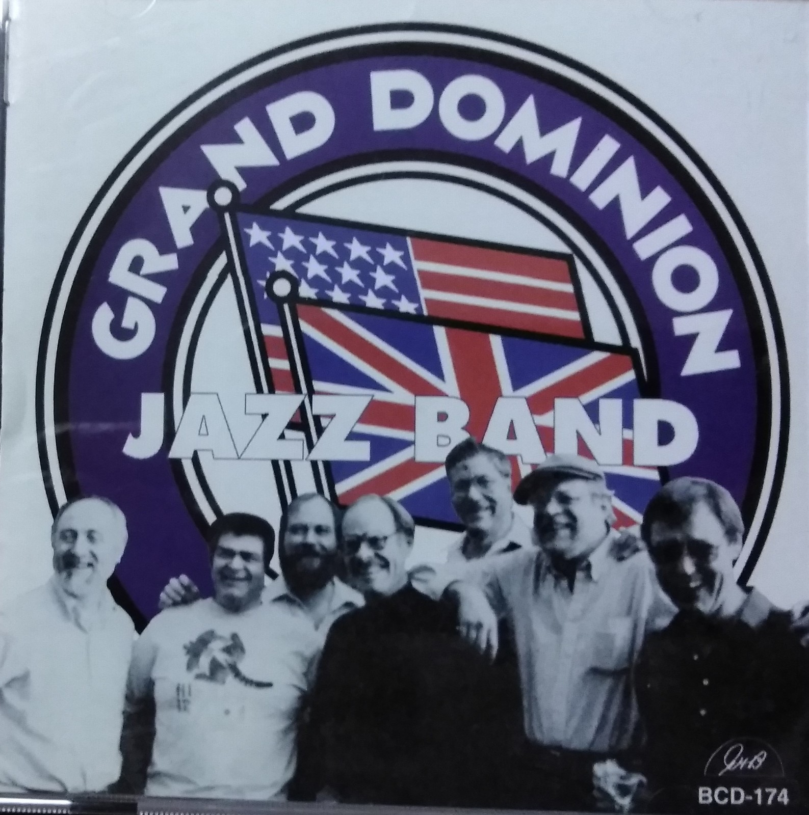 Primary image for Grand Dominion Jazz Band CD   (BX2)