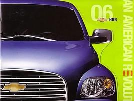 2006 Chevrolet HHR sales brochure catalog US 06 Chevy - $8.00