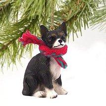 Conversation Concepts Chihuahua Black & White Original Ornament - $14.69
