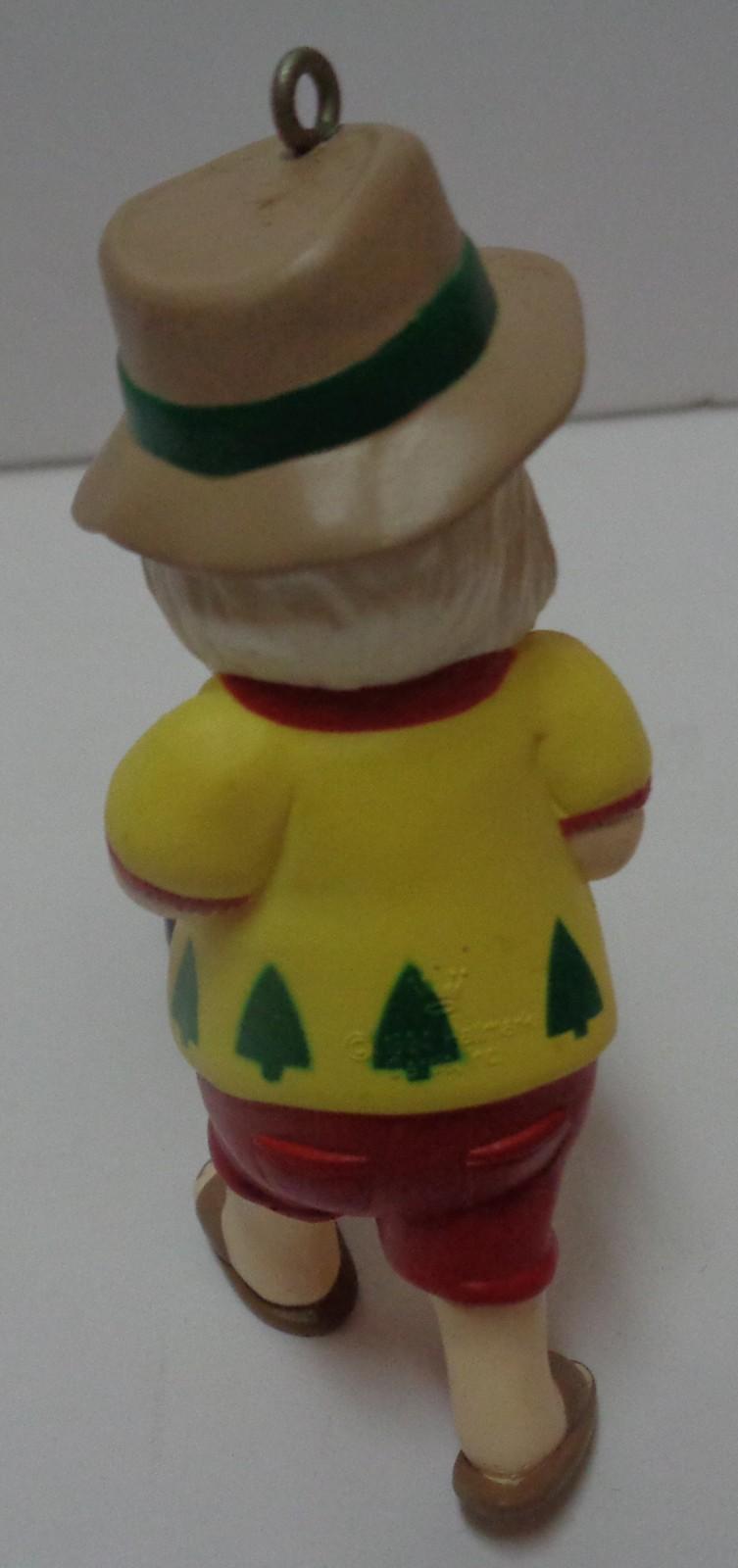 Hallmark KEEP ON MOWIN Keepsake Ornament 1994 NIB