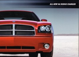 2006 Dodge CHARGER brochure catalog 06 SRT8 HEMI Daytona - $8.00