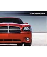 2006 Dodge CHARGER brochure catalog 06 SRT8 HEMI Daytona - $9.00
