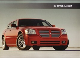 2006 Dodge MAGNUM sales brochure catalog 06 SRT8 HEMI - $9.00