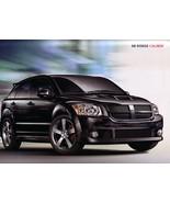 2008 Dodge CALIBER sales brochure catalog 08 SRT4 R/T - $6.00