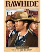 Rawhide: Third Season Vol.2 - 4 Disc DVD ( Ex Cond.)  - $26.80