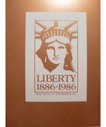Avon Wall Plaque 15c Stamp Statue Liberty 1886-... - $5.00