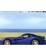 2006 Dodge VIPER SRT10 sales brochure catalog 06 8.3 V10 - $15.00