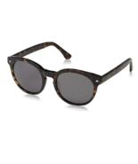 Obsidian Sunglasses for Women or Men Retro Round Frame 08 Tortoise Smoke... - $34.60