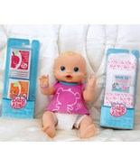 Baby Alive Interactive Doll  with Diapers and Doll Juice Hasbro 2006 - $19.95