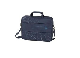 Hp Nb Carry Case For Notebook 15.4 Inch Laptop Size Navy Blue - $16.83