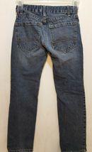 Blue Jeans Denim Boys Size 8 Slim Straight Falls Creek image 4