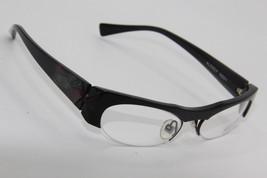 New Alain Mikli Al 0927 0001 Black Eyeglasses Authentic Rx AL0927 53-18 W/CASE - $160.55