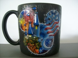 Walt Disney World Raised Independence Coffee Mug  - $25.00