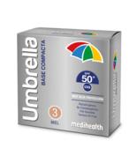 Umbrella Compact Make-Up Base~Honey/Miel~SPF50 + 11 gr~Broad Spectrum Su... - $38.60