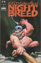 Clive Barker's Night Breed Comic #6, Marvel 1990 NM - $3.00