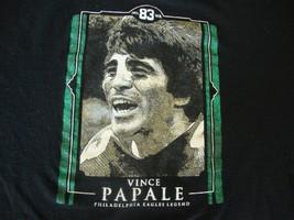 Vtg Philadelphia Eagles Vince Papale T shirt Sz XL NFL  - $27.71