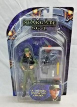 Star Gate SG-1 Series 2 Lt.Colonel Samantha Carter Action Figure Diamond... - $55.00