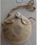Wonderful Vintage United States Boy Scout Aluminum Canteen with Cloth Cover - $39.59