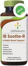 LifeSeasons  - IB Soothe-R  -  60 Capsules  - $18.99