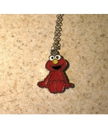 NECKLACE & PENDANT CHILDS SESAME ST CHARACTER E... - $7.99