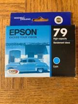 Epson T079420 (79) Ciano Alta Capacità Stampante Inchiostro Cartuccia Toner - $35.51
