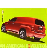 2007 Chevrolet HHR PANEL sales brochure sheet US 07 Chevy - $6.00