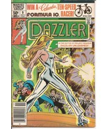 Marvel Dazzler #9 Project Pegasus Dazzler Unleashed Sound And The Fury - $2.95