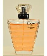 Lancome Tresor Eau de Parfum Edp 100ml 3.4 Fl. Oz. Woman Rare Vintage Ol... - $250.00